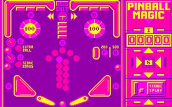 Imagen de la descarga de Pinball Magic