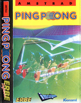 Juego online Ping Pong (CPC)