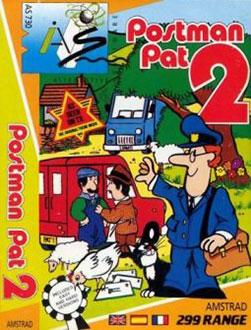 Juego online Postman Pat 2 (CPC)