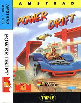 Juego online Power Drift (CPC)