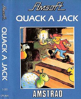 Portada de la descarga de Quack a Jack