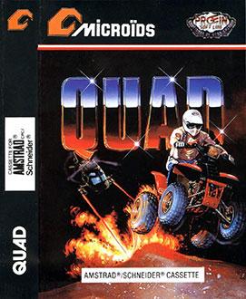 Juego online Quad (CPC)