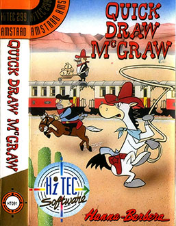 Portada de la descarga de Quick Draw McGraw