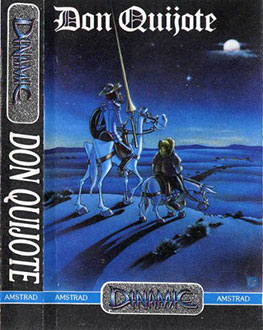Juego online Don Quijote (CPC)