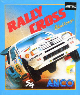 Portada de la descarga de Rally Cross Challenge