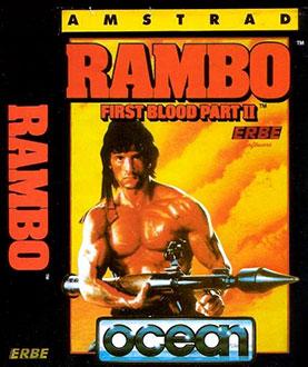 Portada de la descarga de Rambo: First Blood Part II