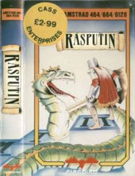 Juego online Rasputin (CPC)