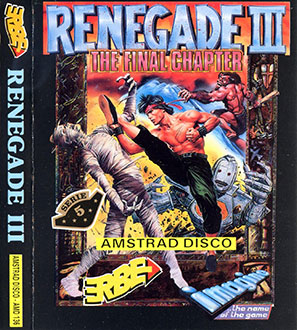 Portada de la descarga de Renegade III: The Final Chapter