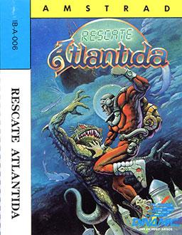 Juego online Rescate Atlantida (CPC)