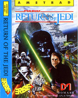 Juego online Return Of The Jedi (CPC)