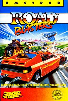 Portada de la descarga de Road Blasters