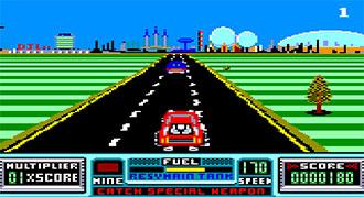 Imagen de la descarga de Road Blasters