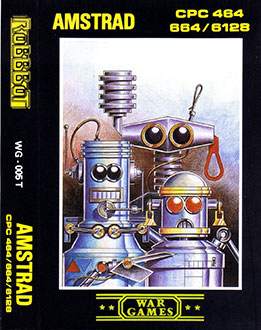 Juego online Robbbot (CPC)