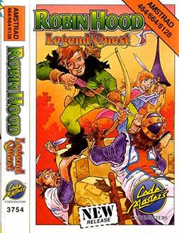 Portada de la descarga de Robin Hood: Legend Quest