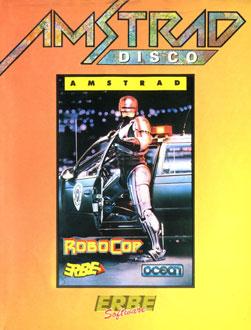 Juego online Robocop (CPC)