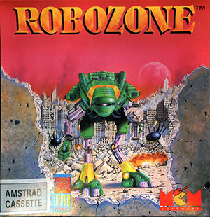 Juego online Robozone (CPC)
