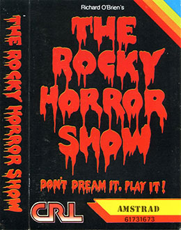 Juego online The Rocky Horror Show (CPC)