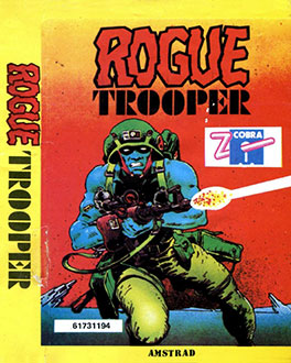 Portada de la descarga de Rogue Trooper