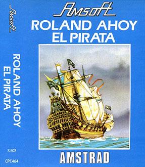 Juego online Roland Ahoy: El Pirata (CPC)
