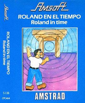 Juego online Roland en el Tiempo (CPC)