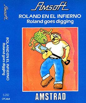 Juego online Roland en el Infierno (CPC)