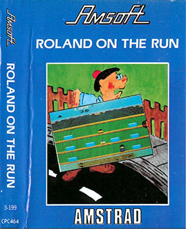 Juego online Roland on the Run (CPC)