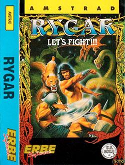 Juego online Rygar (CPC)