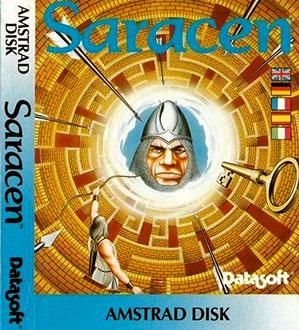 Juego online Saracen (CPC)