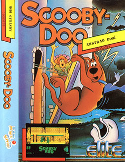 Juego online Scooby Doo in the Castle Mystery (CPC)