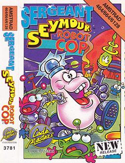 Juego online Sergeant Seymour Robotcop (CPC)