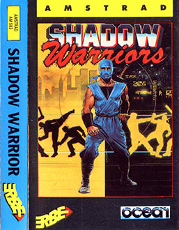 Juego online Shadow Warriors (CPC)