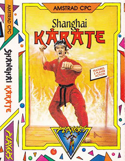 Juego online Shanghai Karate (CPC)