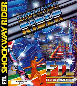 Juego online Shockway Rider (CPC)