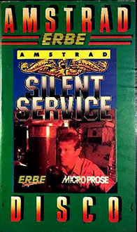 Juego online Silent Service (CPC)