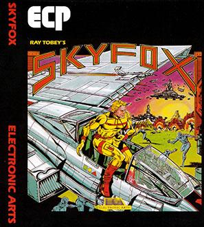 Juego online Skyfox (CPC)