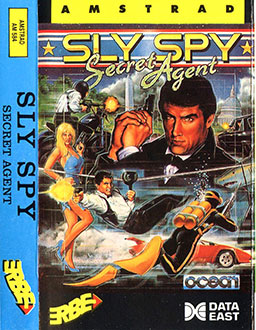 Portada de la descarga de Sly Spy: Secret Agent
