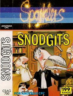 Juego online Snodgits (CPC)