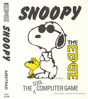 Juego online Snoopy And Peanuts (CPC)