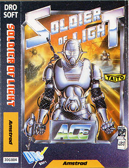 Juego online Soldier of Light (CPC)