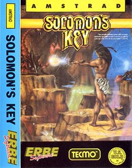 Juego online Solomon's Key (CPC)