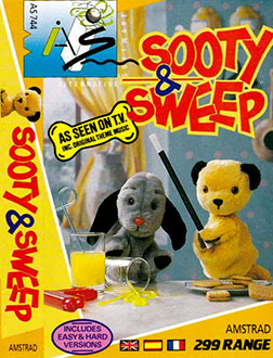 Juego online Sooty And Sweep (CPC)