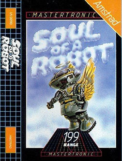 Portada de la descarga de Soul of a Robot