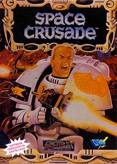 Portada de la descarga de Space Crusade