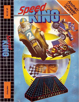 Portada de la descarga de Speed King