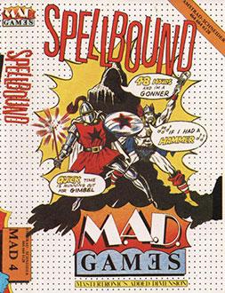 Juego online Spellbound (CPC)