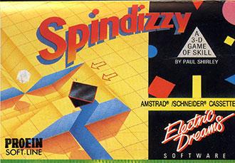 Juego online Spindizzy (CPC)