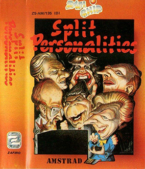 Portada de la descarga de Split Personalities