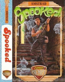 Juego online Spooked (CPC)