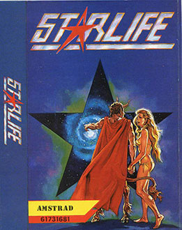 Juego online Starlife (CPC)