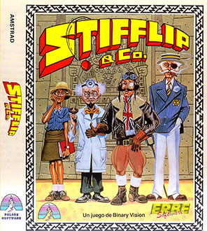 Juego online Stifflip And Co. (CPC)
